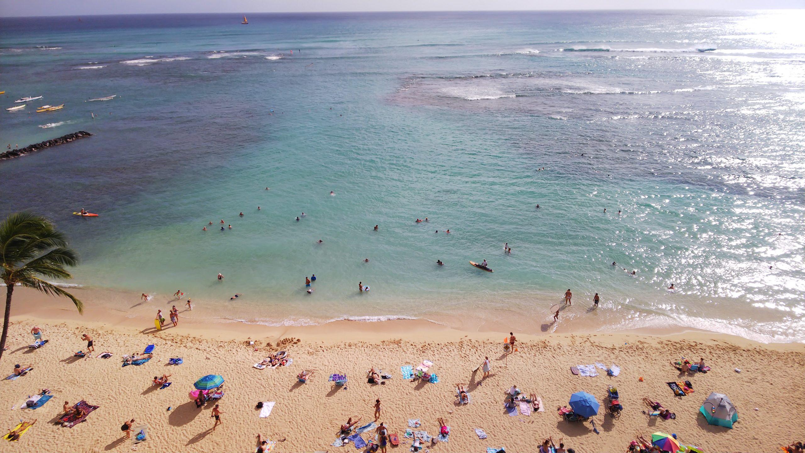 【ハワイ】ザ・ニューオータニ・カイマナ・ビーチ・ホテル滞在記【結婚記念日】